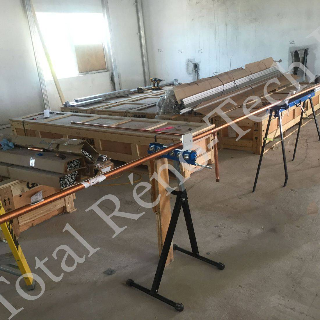 Medical Renovation Project