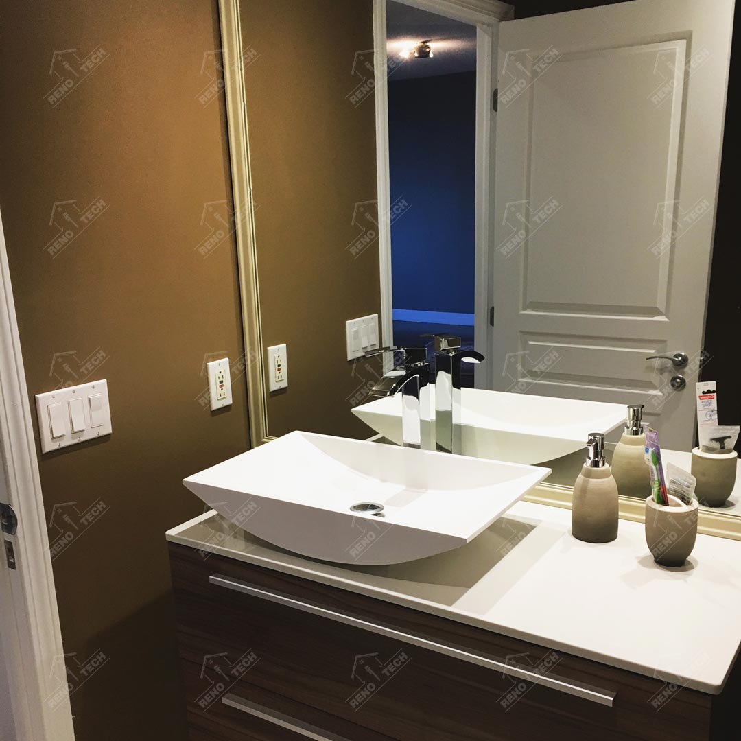 Bathroom Renovation Project