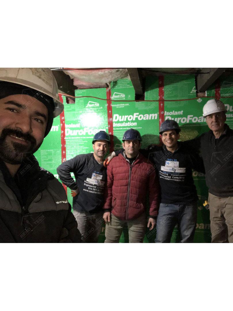 Plumbing project