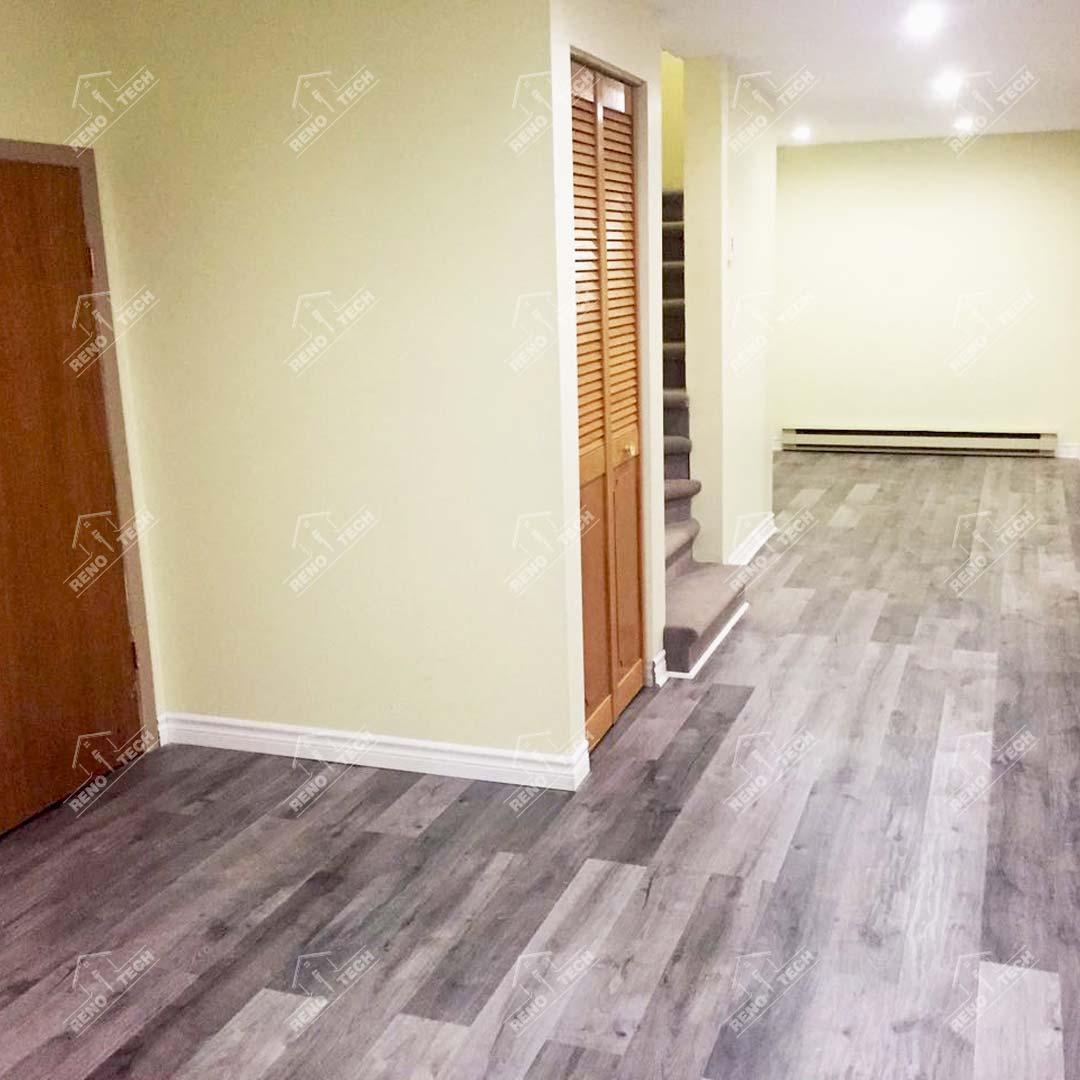 Walls & Floors Renovation Project
