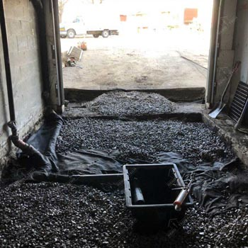 Garage Plumbing Project